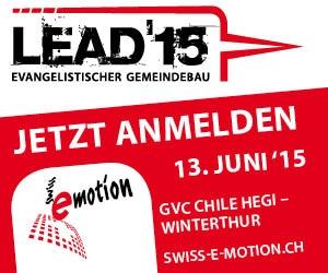 Lead '15 Evangelistischer Gemeindebau