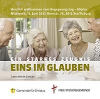 Begegnungstag für Senioren