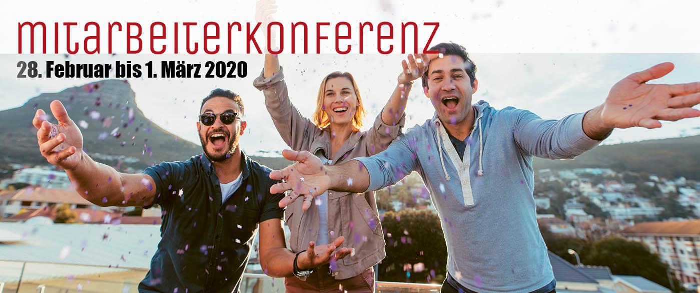 Mitarbeiterkonferenz 2020