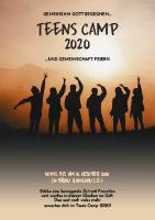 Teens Camp 2020