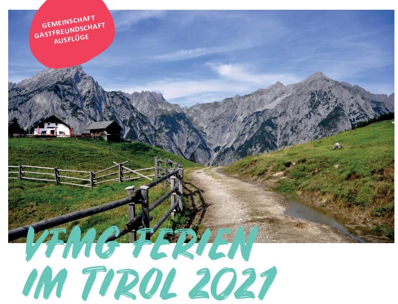 VFMG Ferienwoche im Tirol