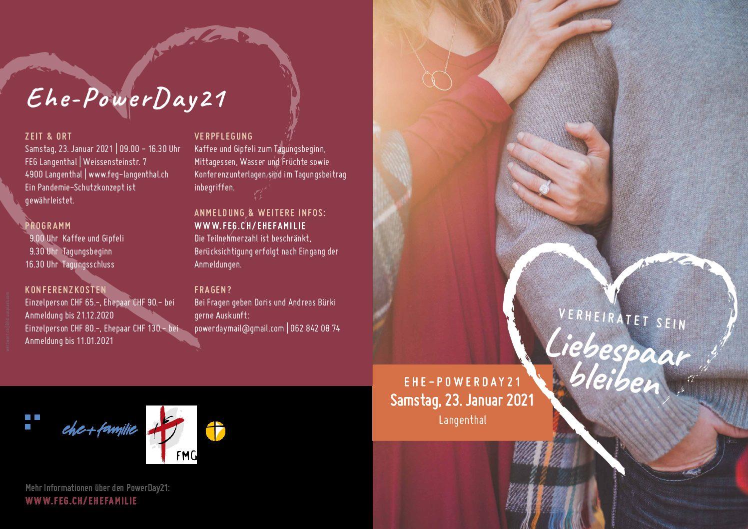 Ehe-Powerday 21