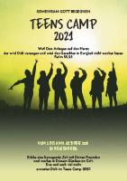 Teens Camp 2021