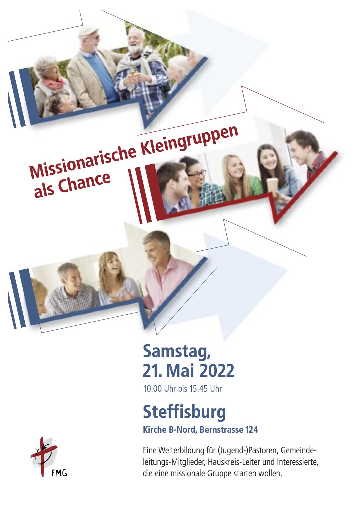 Missionarische Kleingruppen als Chance